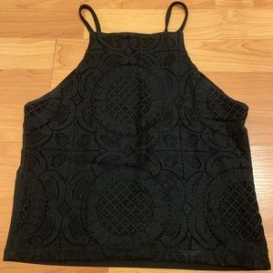 Tops - Black top size small
